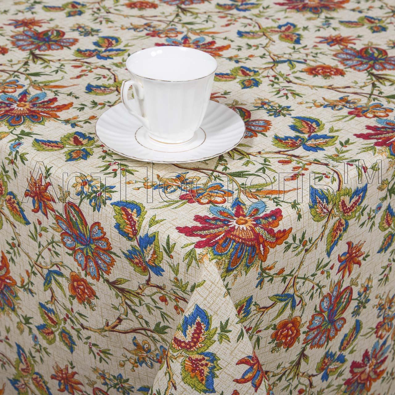 Скатерть  Венесуэла  р. 260х145 - Текстиль для дома артикул: 27070