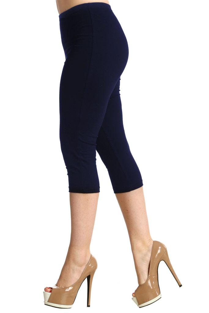 Жен. бриджи  Анта  Темно-синий р. 56 - Женская одежда артикул: 26983