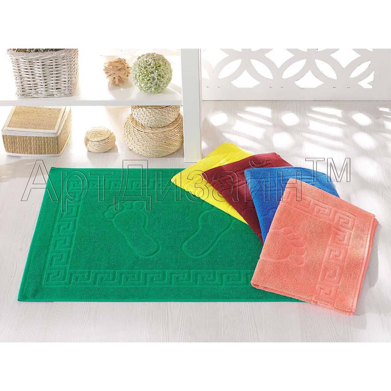Полотенце Ножки Зеленый р. 50х70Махровые полотенца<br>Плотность ткани: 600 г/кв. м<br><br>Тип: Полотенце<br>Размер: 50х70<br>Материал: Махра