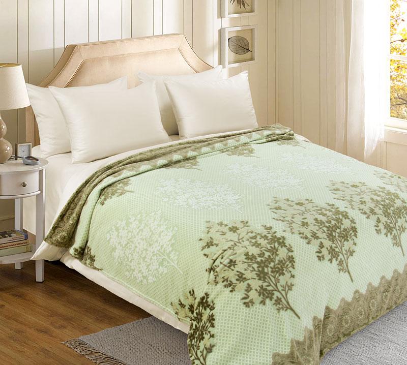 Плед  Мотив  р. 220х200 - Текстиль для дома артикул: 27365