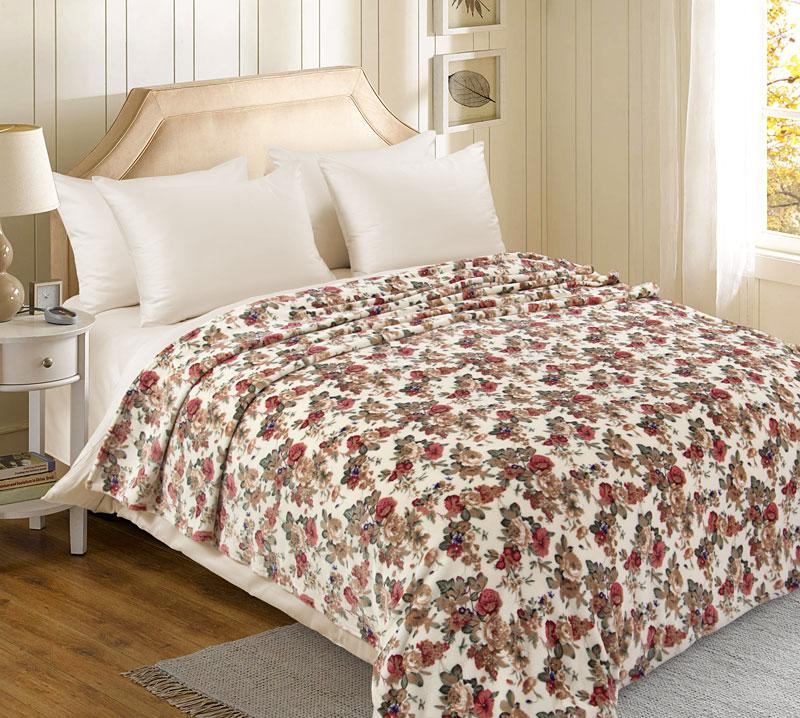 Плед  Нежность  р. 220х200 - Текстиль для дома артикул: 27368