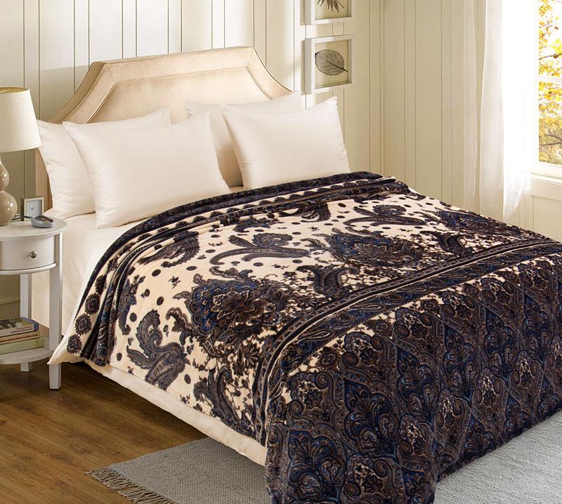Плед  Персия  р. 220х200 - Текстиль для дома артикул: 27371