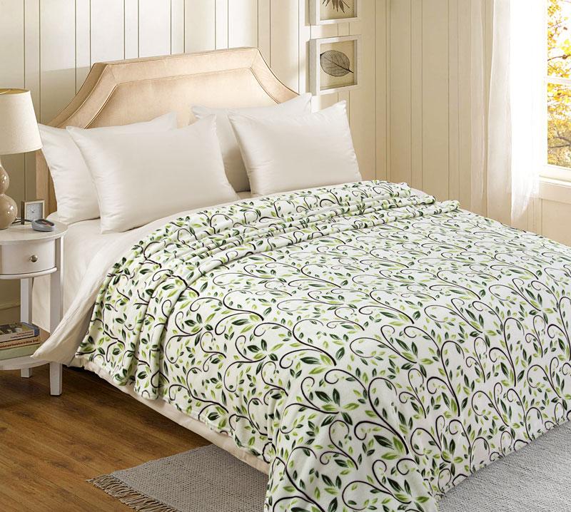 Плед  Весна  р. 220х200 - Текстиль для дома артикул: 27389