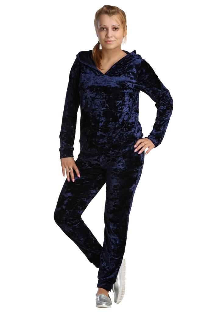 Жен. костюм арт. 16-0217 Темно-синий р. 46 жен костюм арт 16 0220 темно серый р 46