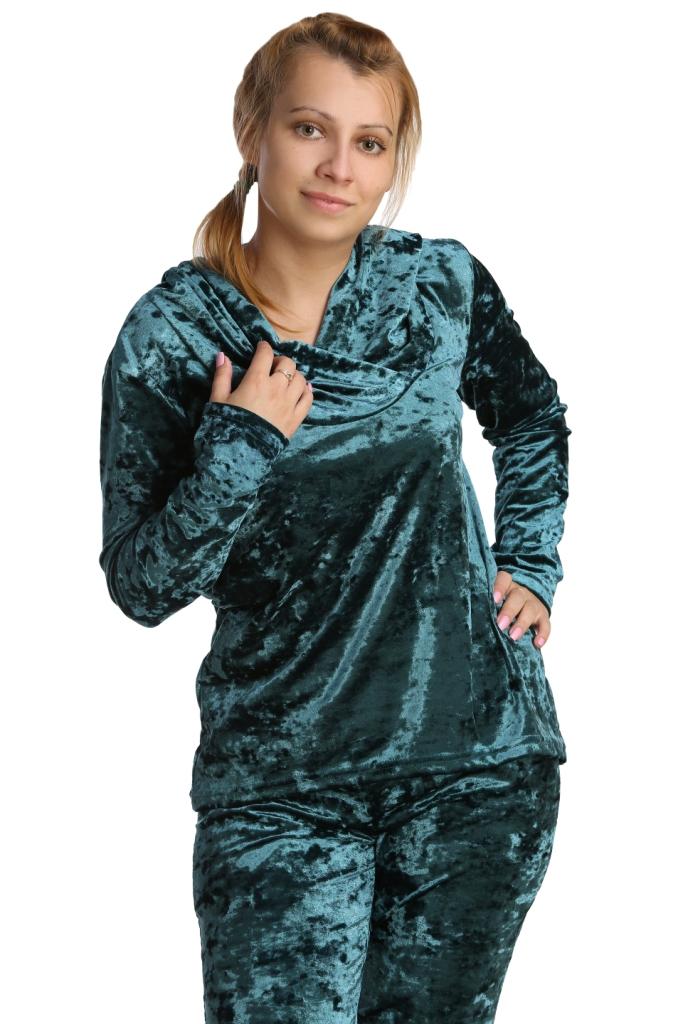 Жен. костюм арт. 16-0236 Изумрудный р. 54 - Женская одежда артикул: 28031