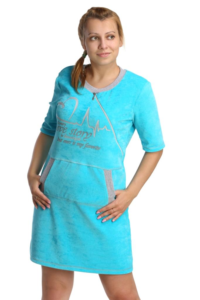 Жен. платье арт. 16-0237 Бирюзовый р. 46Платья<br>Обхват груди: 92 см <br>Обхват талии: 73 см <br>Обхват бедер: 100 см <br>Длина по спинке: 84 см <br>Рост: 164-170 см<br><br>Тип: Жен. платье<br>Размер: 46<br>Материал: Велюр