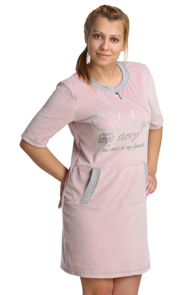 Жен. платье арт. 16-0237 Сухая роза р. 56Платья<br>Обхват груди: 112 см <br>Обхват талии: 95 см <br>Обхват бедер: 120 см <br>Длина по спинке: 89 см <br>Рост: 164-170 см<br><br>Тип: Жен. платье<br>Размер: 56<br>Материал: Велюр