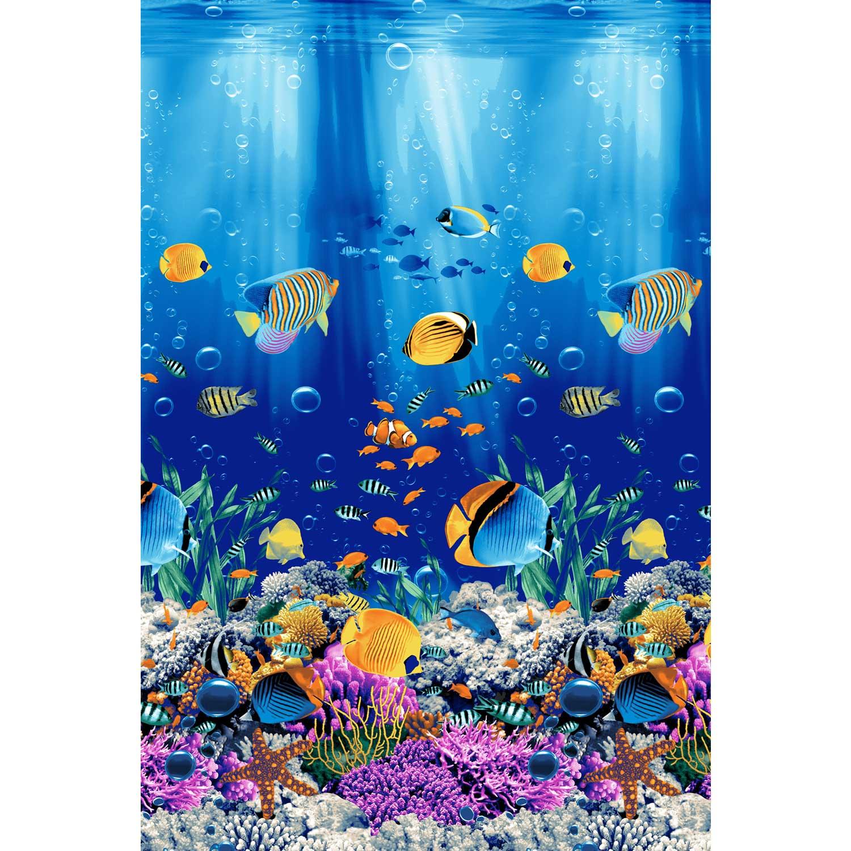 Вафельное полотенце Подводный мир р. 100х150Вафельные полотенца<br>Плотность ткани: 150 г/кв. м<br><br>Тип: Вафельное полотенце<br>Размер: 100х150<br>Материал: Вафельное полотно