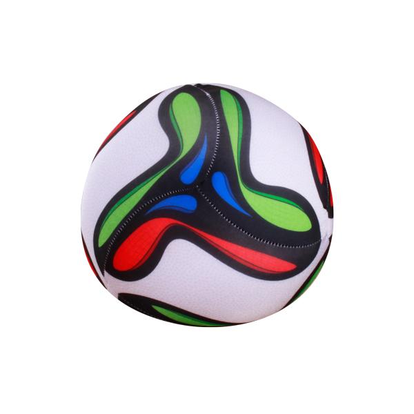 Игрушка-подушка  Мяч футбол  р. 17х17 - Текстиль для дома артикул: 29132