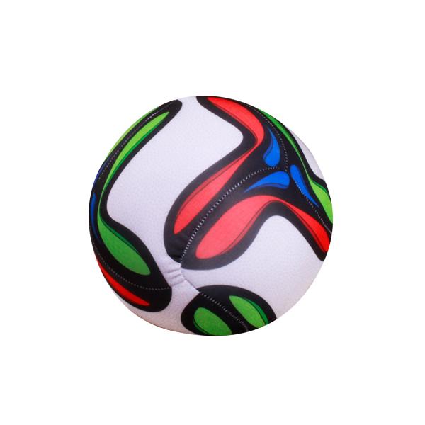 """Игрушка-подушка """"Мяч футбол"""" р. 17х17"""
