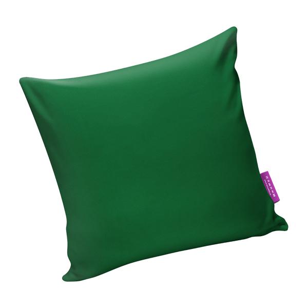 Подушка гирлянда зеленый р. 29х29