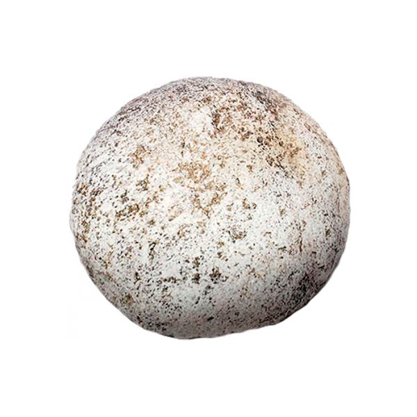 Игрушка-подушка  Камень белый  р. 22х23 - Текстиль для дома артикул: 29109