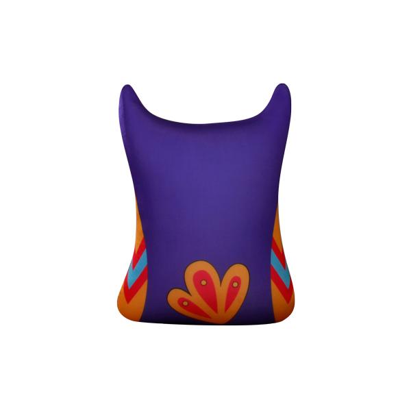 """Игрушка-подушка """"Совушка Фиолетовый"""" р. 30х21"""