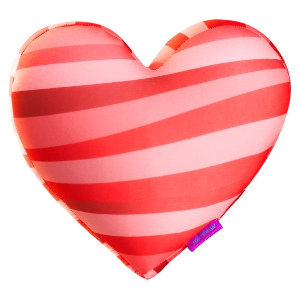 Игрушка-подушка Красные волны р. 28х25х10Подушки антистресс<br><br><br>Тип: Игрушка-подушка<br>Размер: 28х25х10<br>Материал: Трикотаж