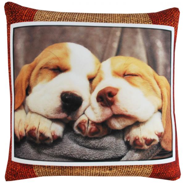 Подушка Кошки и Собаки 3 р. 35х35Подушки антистресс<br><br><br>Тип: Подушка<br>Размер: 35х35<br>Материал: Трикотаж