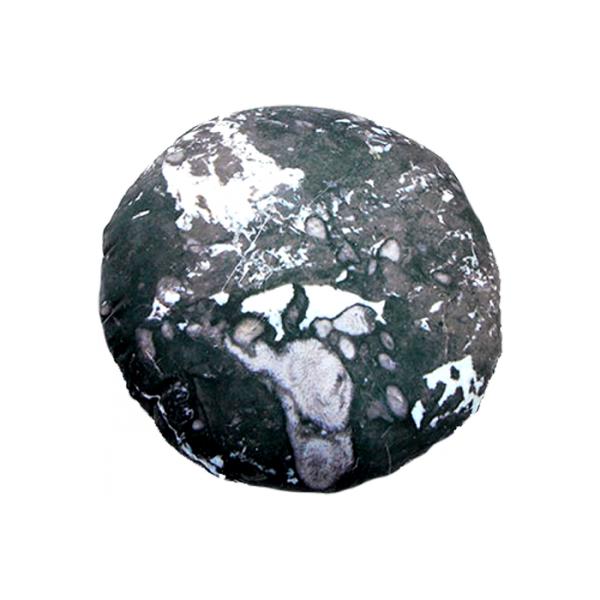 Игрушка-подушка  Камень темный  р. 22х23 - Текстиль для дома артикул: 29110