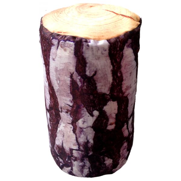 Игрушка-подушка  Полешко березовое  р. 30х16 - Текстиль для дома артикул: 29134