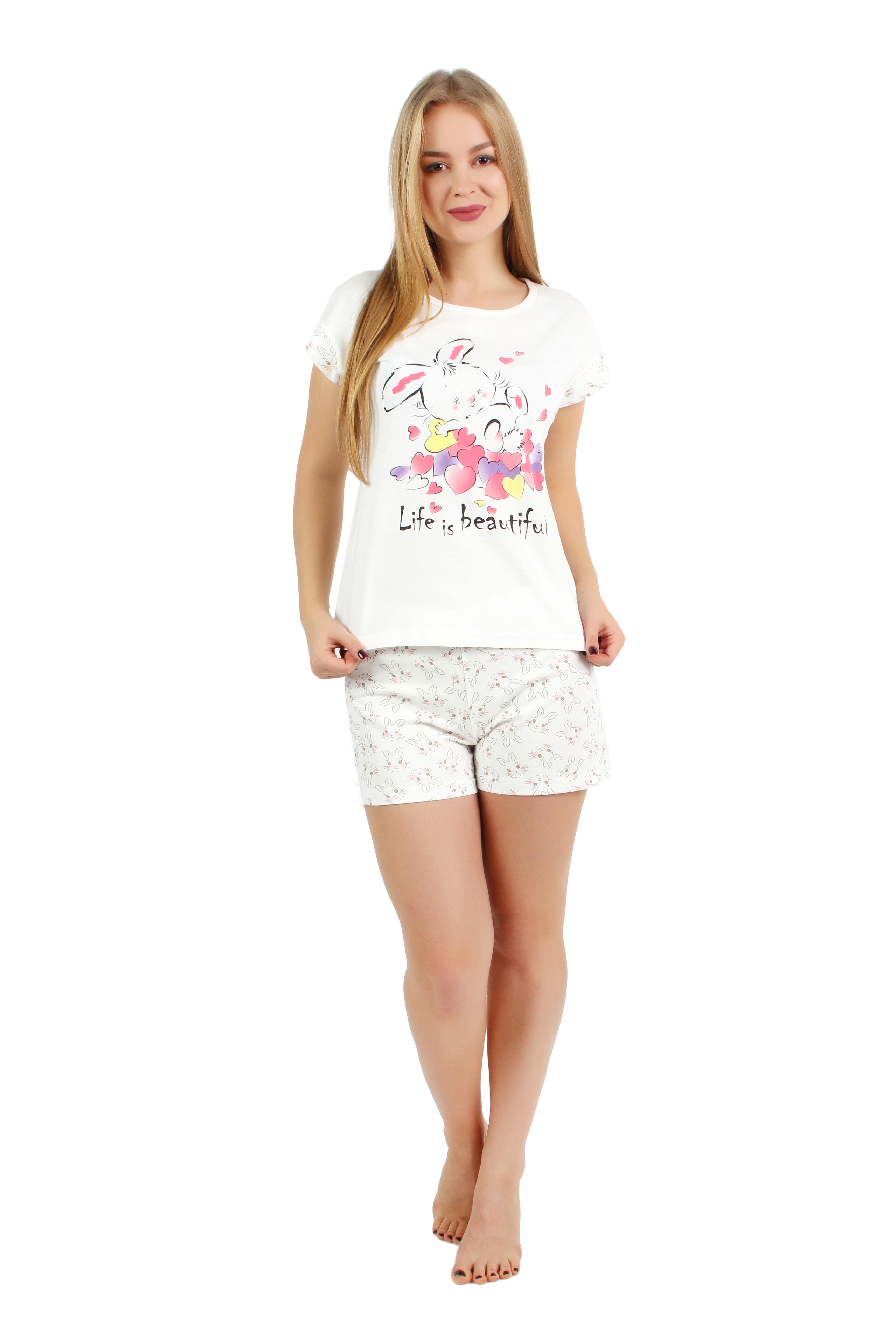 Жен. пижама арт. 16-0251 р. 54 - Женская одежда артикул: 29254
