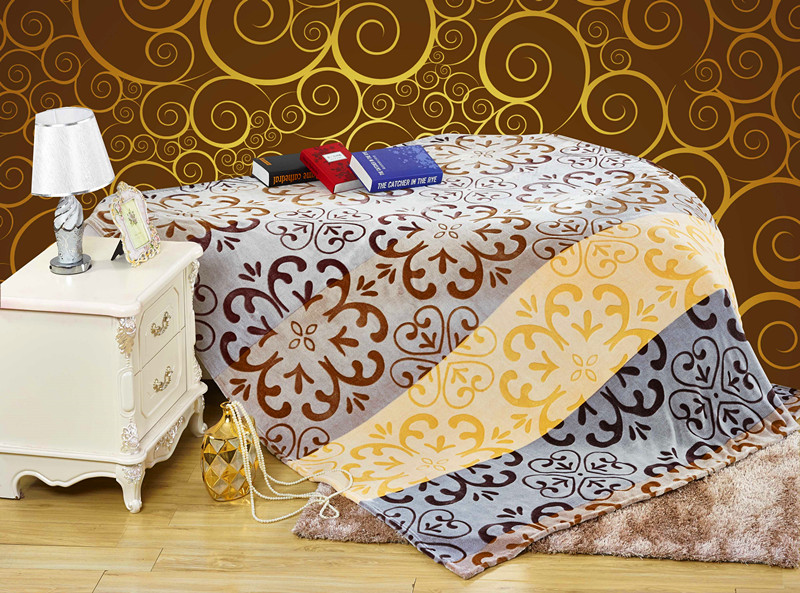 Плед  Аура  р. 200х220 - Текстиль для дома артикул: 29526