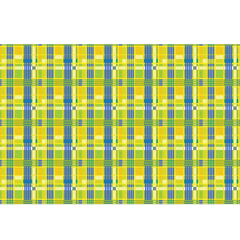 Вафельное полотенце Движение Желтый р. 50х60 вафельное полотенце клубника р 50х60