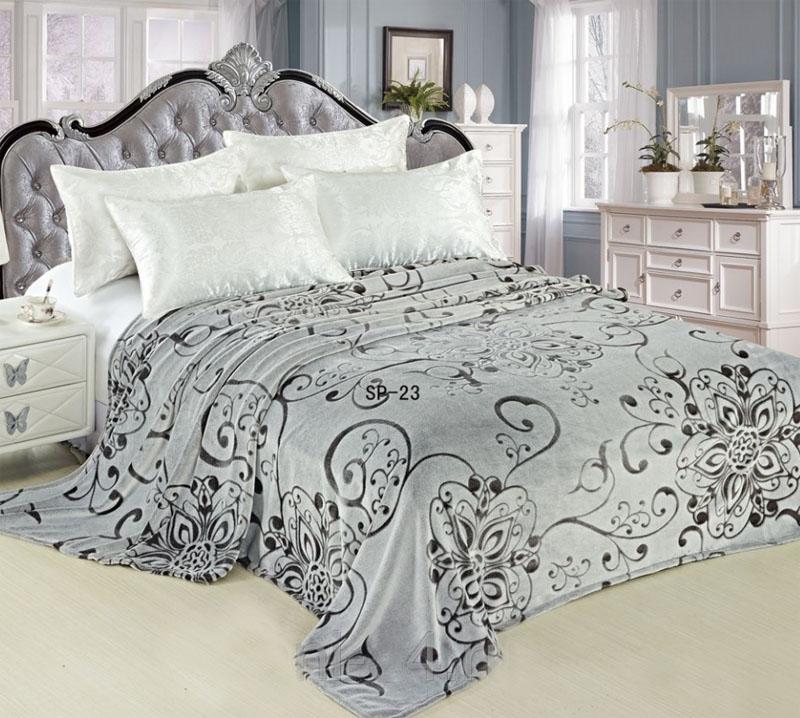 Плед  Грация  р. 200х220 - Текстиль для дома артикул: 29521