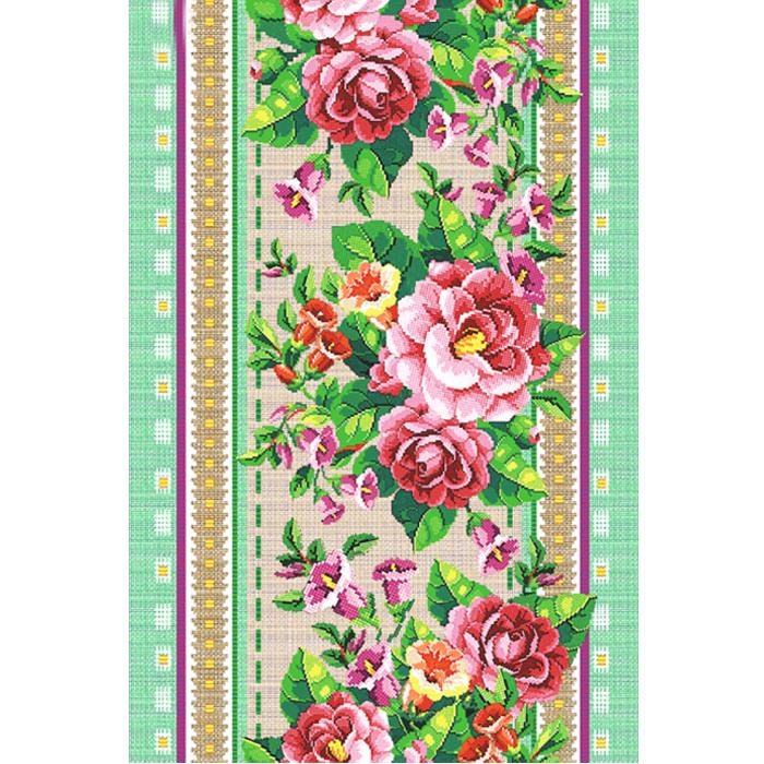 Вафельное полотенце Иветта Бирюзовый р. 47х70Вафельные полотенца<br>Плотность ткани: 170 г/кв. м<br><br>Тип: Вафельное полотенце<br>Размер: 47х70<br>Материал: Вафельное полотно