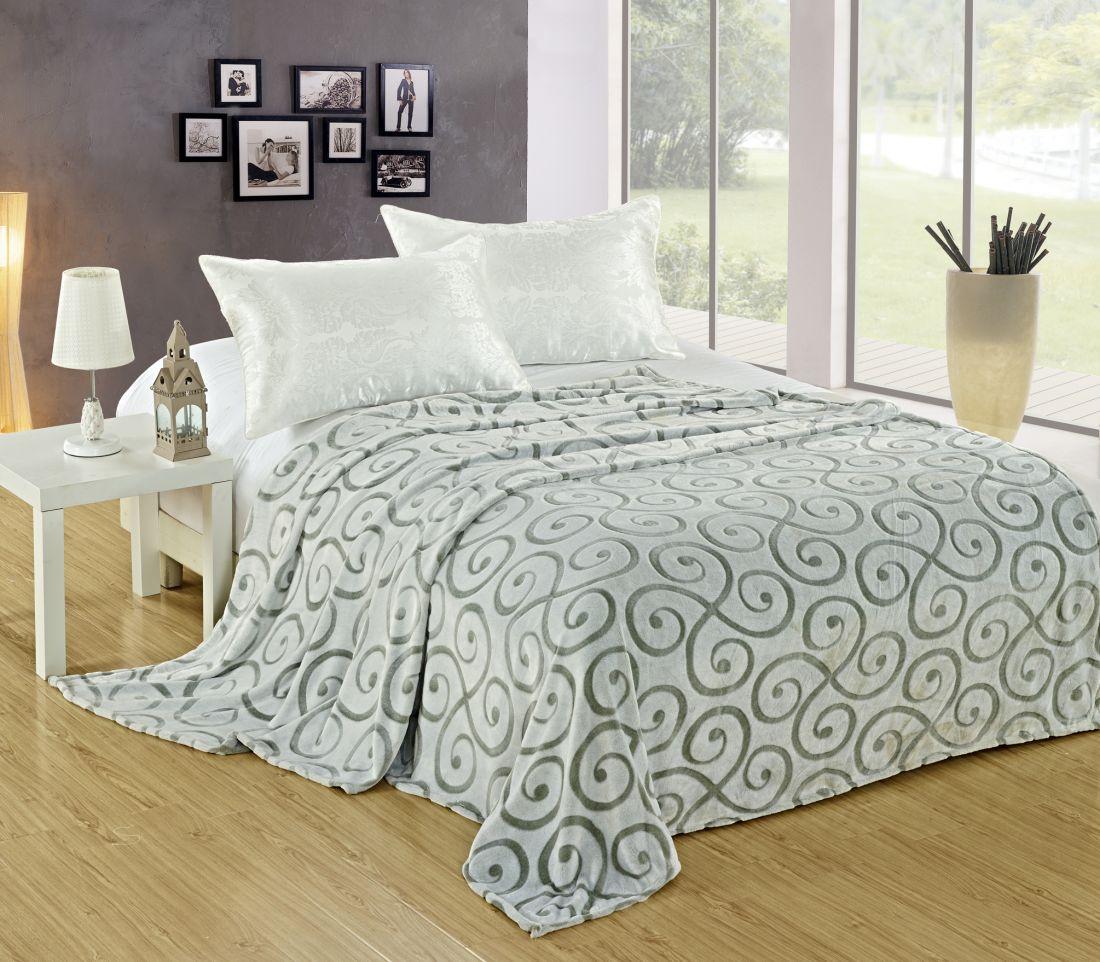 Плед  Изыск  р. 200х220 - Текстиль для дома артикул: 29522