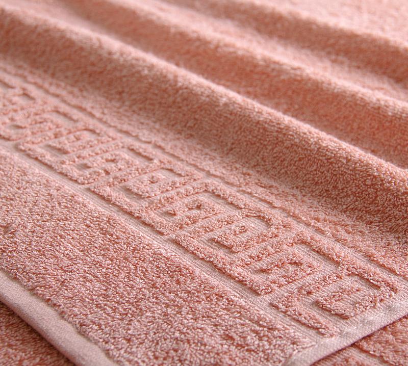 Полотенце  Греко  Кремовый р. 100х180 - Текстиль для дома артикул: 29361