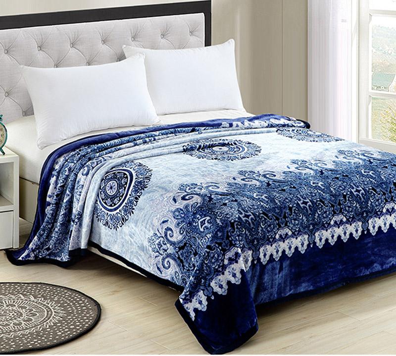 Плед  Роскошь  р. 200х220 - Текстиль для дома артикул: 29524