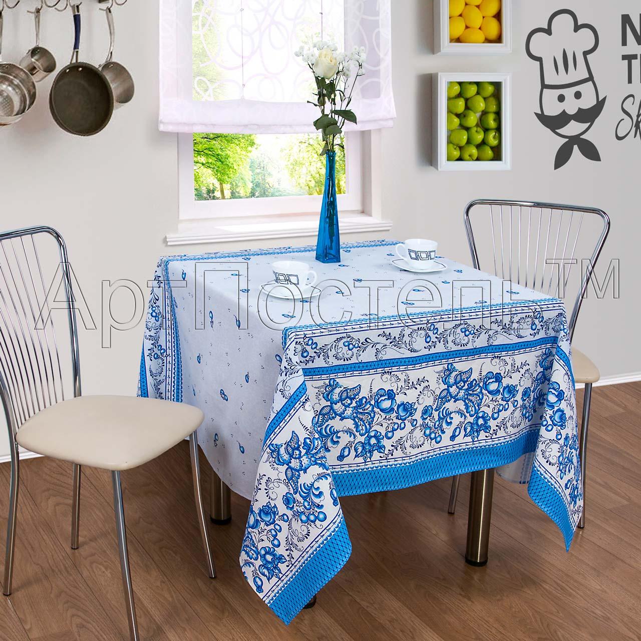 Скатерть  Хрусталь  р. 260х145 - Текстиль для дома артикул: 29800