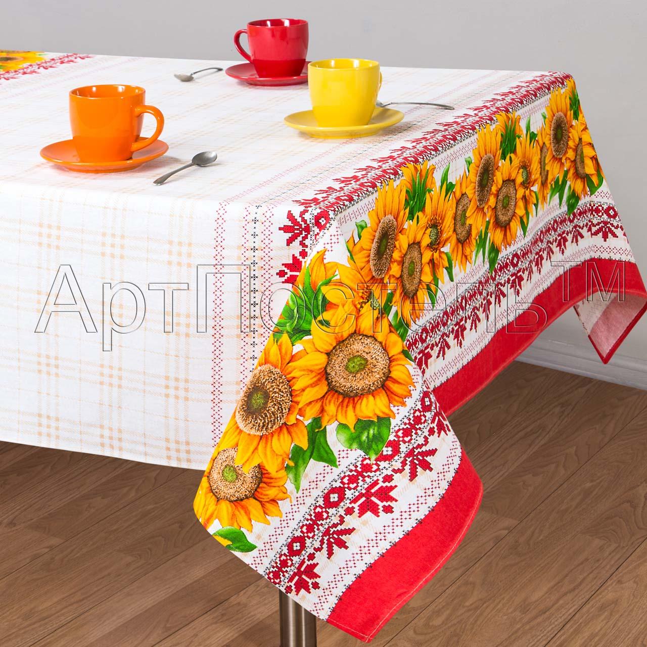 Скатерть  Хуторянка  р. 260х145 - Текстиль для дома артикул: 29805