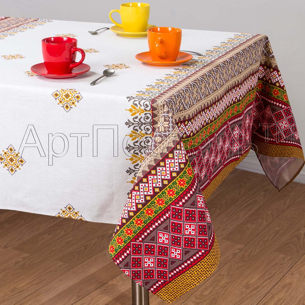 Скатерть  Трель  р. 260х145 - Текстиль для дома артикул: 29820