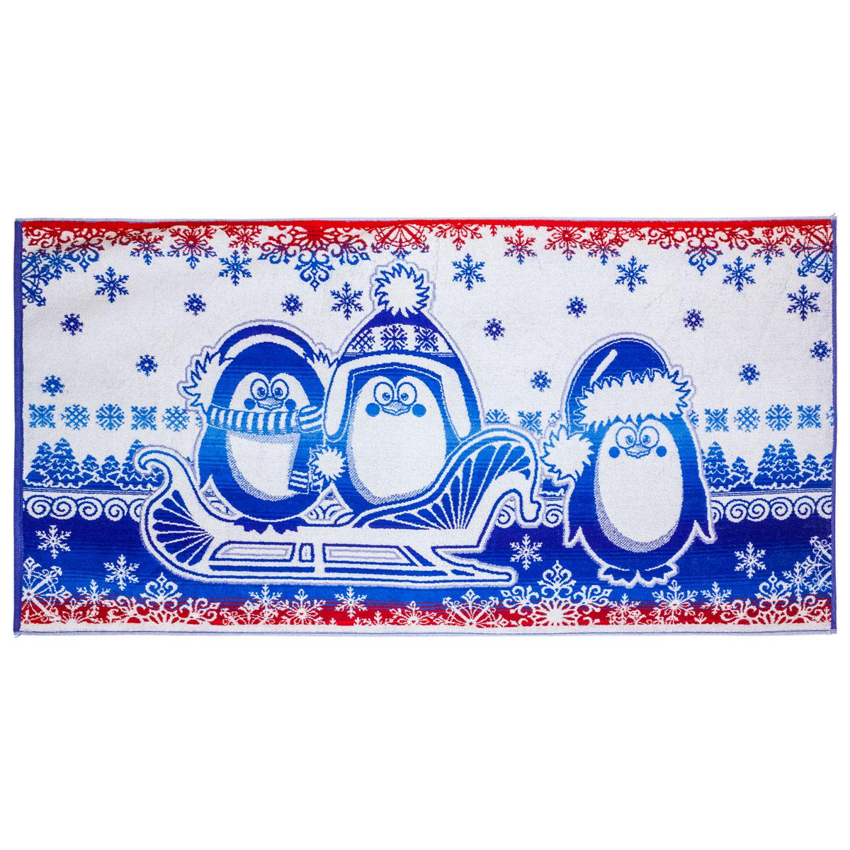 Полотенце  Хлопок  р. 70х140 - Текстиль для дома артикул: 29875