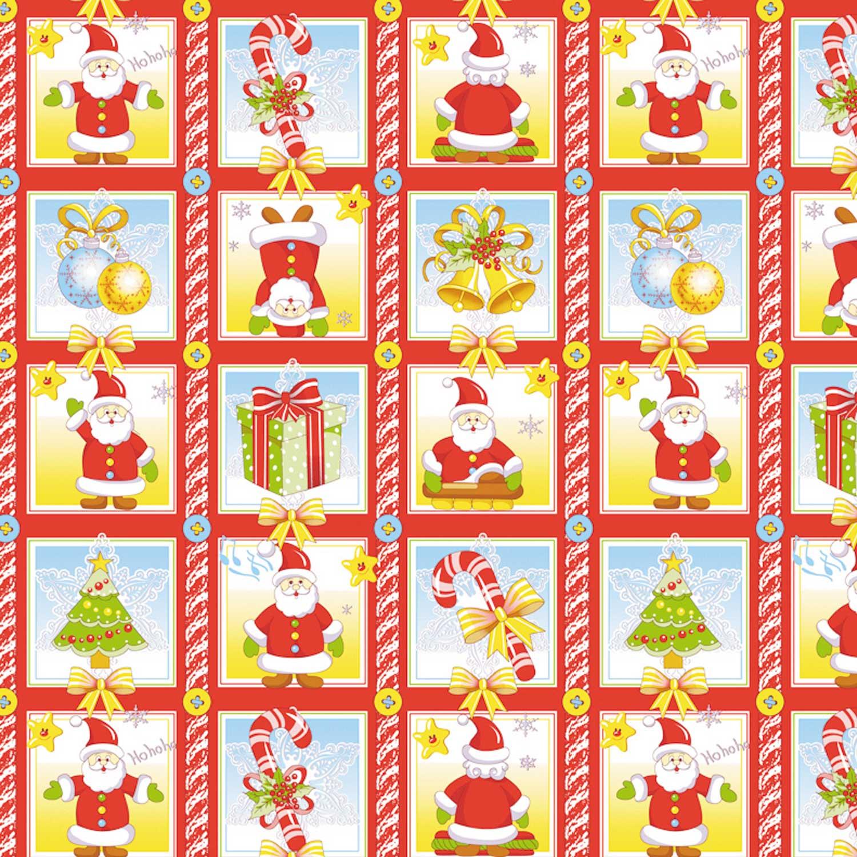 Вафельное полотенце Веселые морозы р. 50х60 вафельное полотенце клубника р 50х60