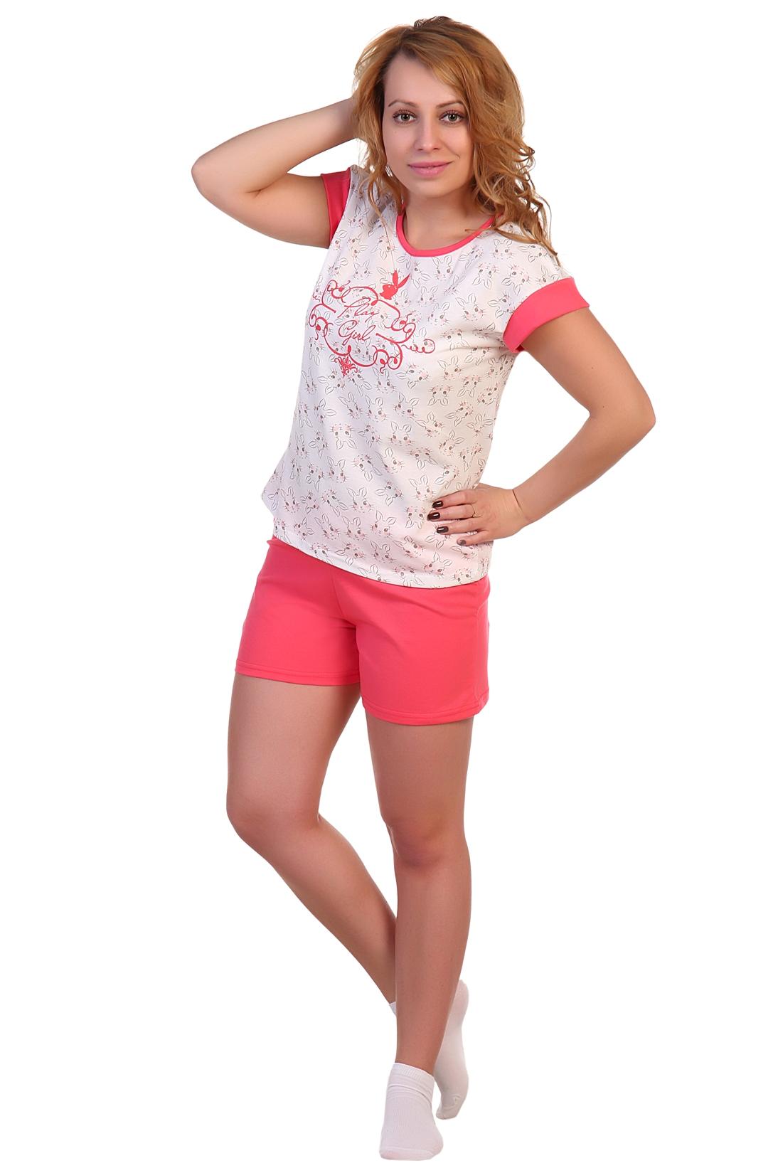 Жен. пижама арт. 16-0269 р. 44 пижама жен mia cara майка шорты botanical aw15 ubl lst 264 р 42 44 1119503