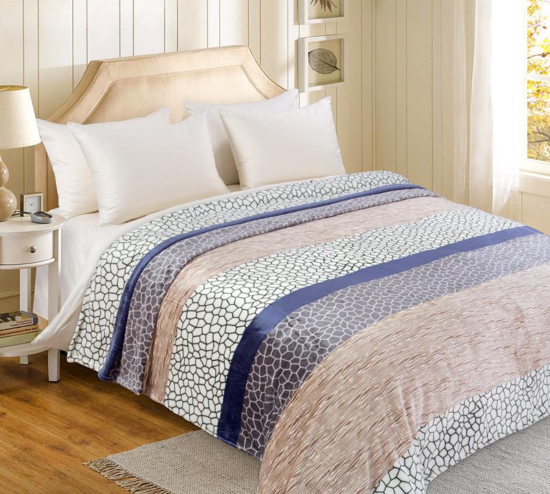 Плед  Мозайка  р. 200х220 - Текстиль для дома артикул: 30773