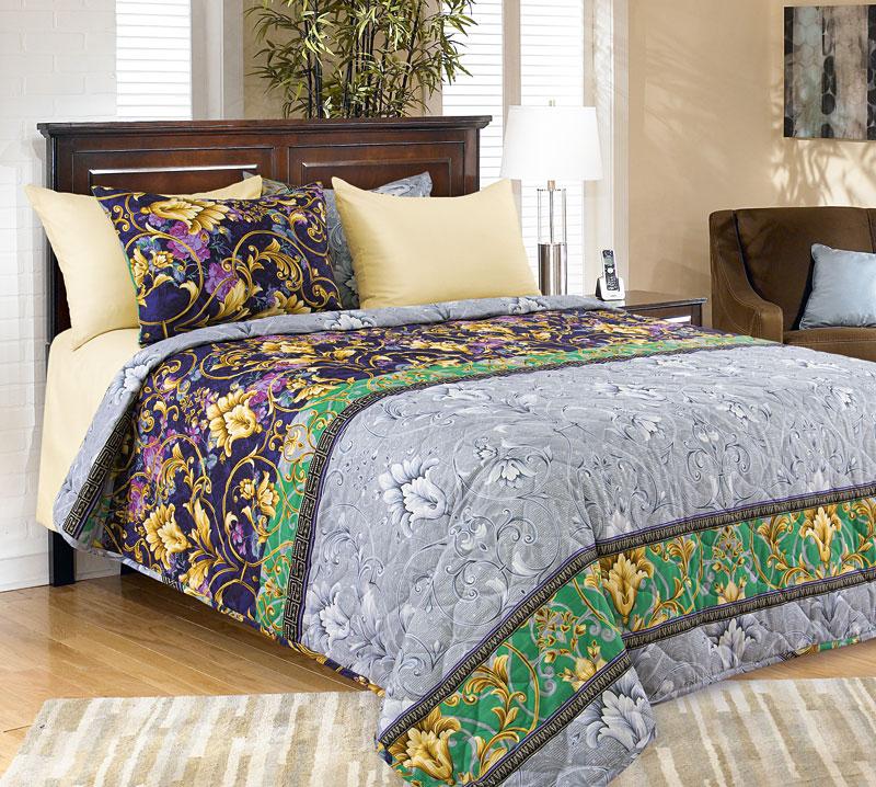 Покрывало  Шик  р. 260х210 - Текстиль для дома артикул: 30826