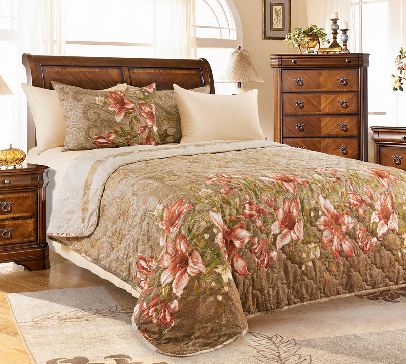 Покрывало  Жозефина  р. 260х210 - Текстиль для дома артикул: 30842