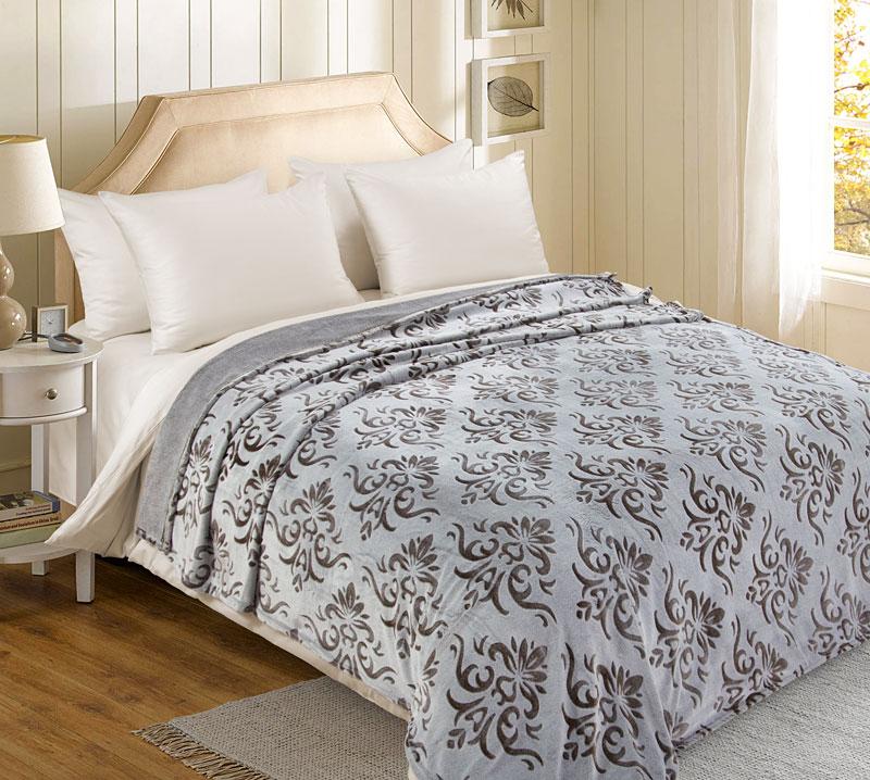 Плед  Гравюра   р. 200х240 - Текстиль для дома артикул: 34606