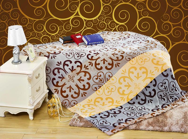 Плед  Аура   р. 200х240 - Текстиль для дома артикул: 34615