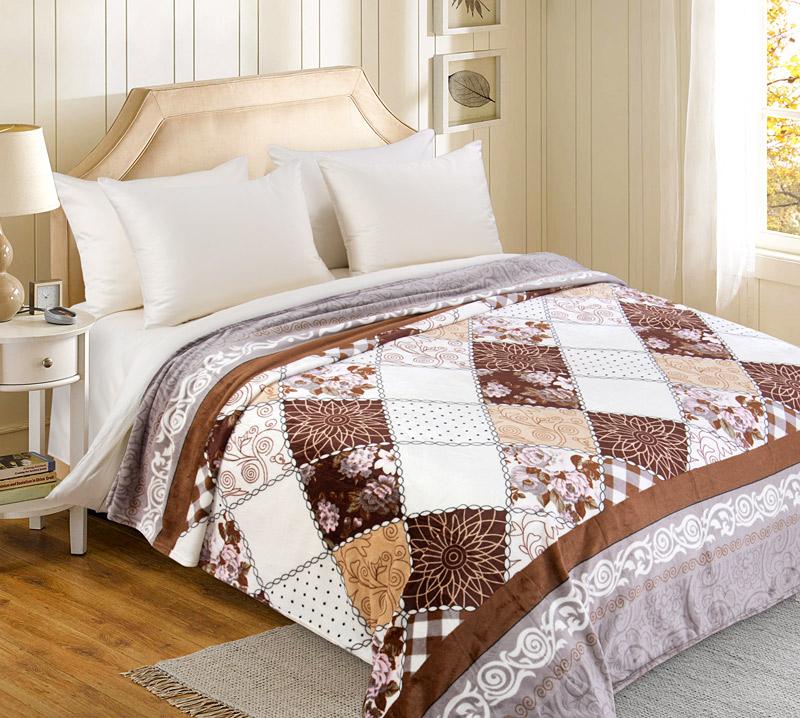 Плед  Пэчворк   р. 200х240 - Текстиль для дома артикул: 34624