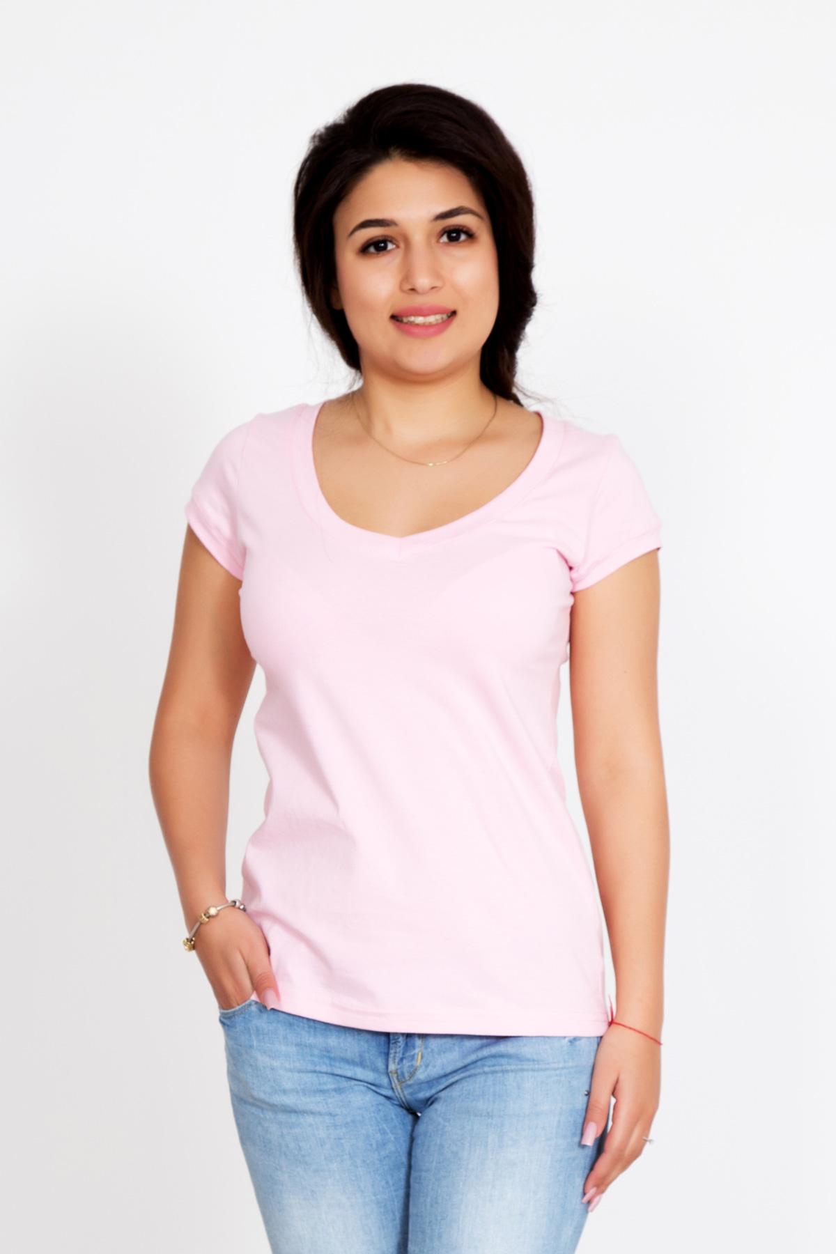 Жен. футболка Лиза Сухая роза р. 46Майки и футболки<br>Факт. ОГ: 78 см <br>Факт. ОТ: 78 см <br>Факт. ОБ: 86 см <br>Длина по спинке: 59 см<br><br>Тип: Жен. футболка<br>Размер: 46<br>Материал: Фулайкра