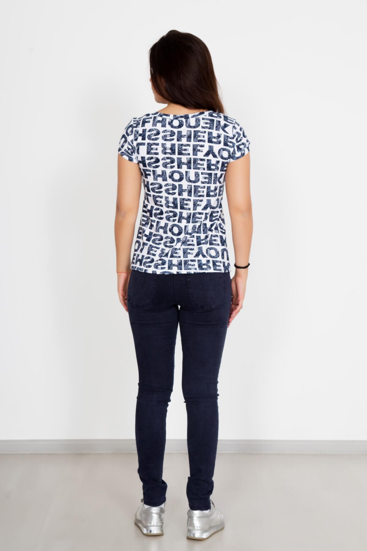 Жен. футболка лиза р. 52