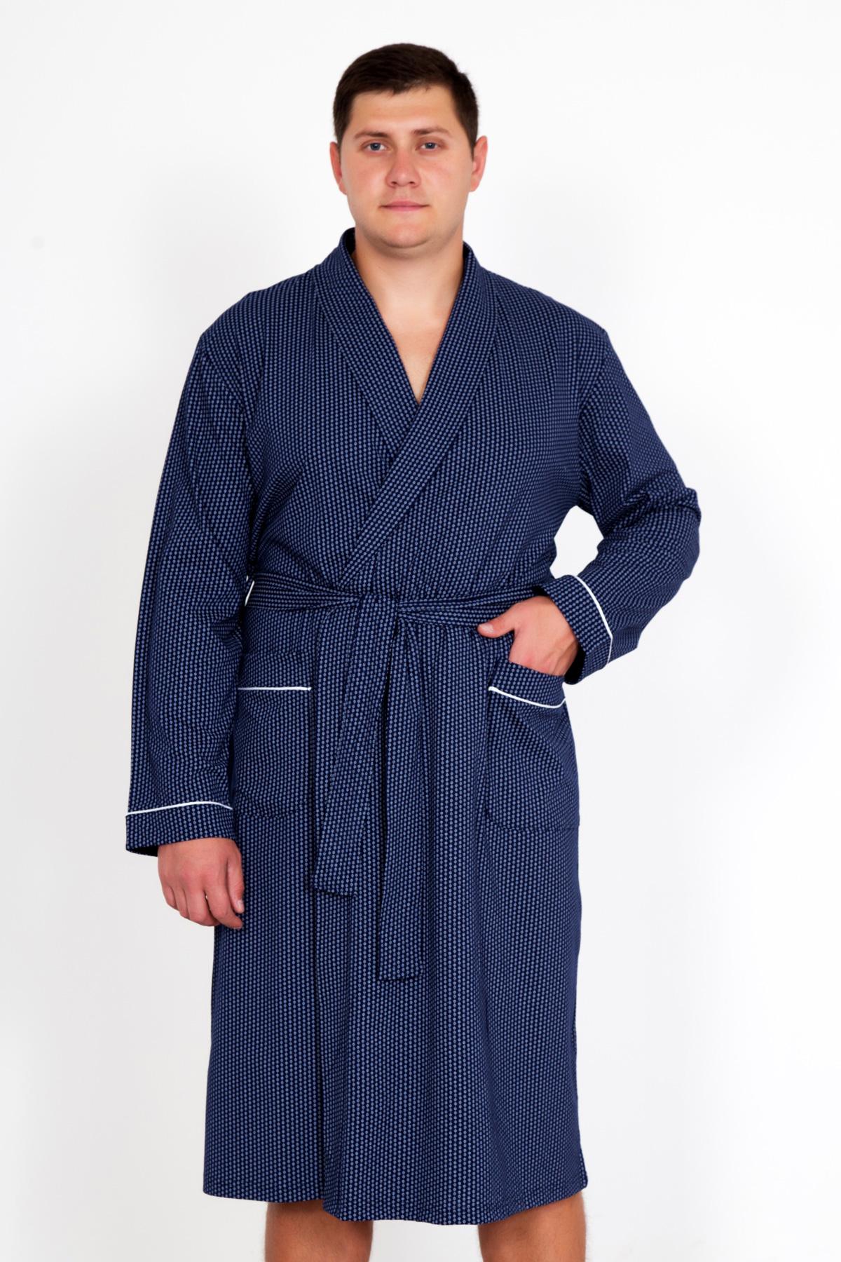 Муж. халат  Комфорт  р. 60 - Мужская одежда артикул: 32887