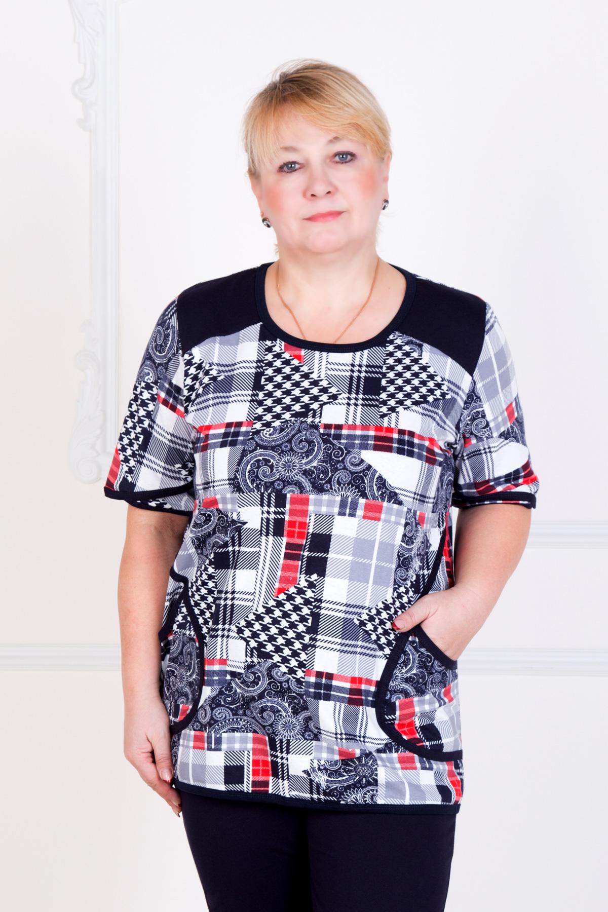 Жен. костюм дачник красный