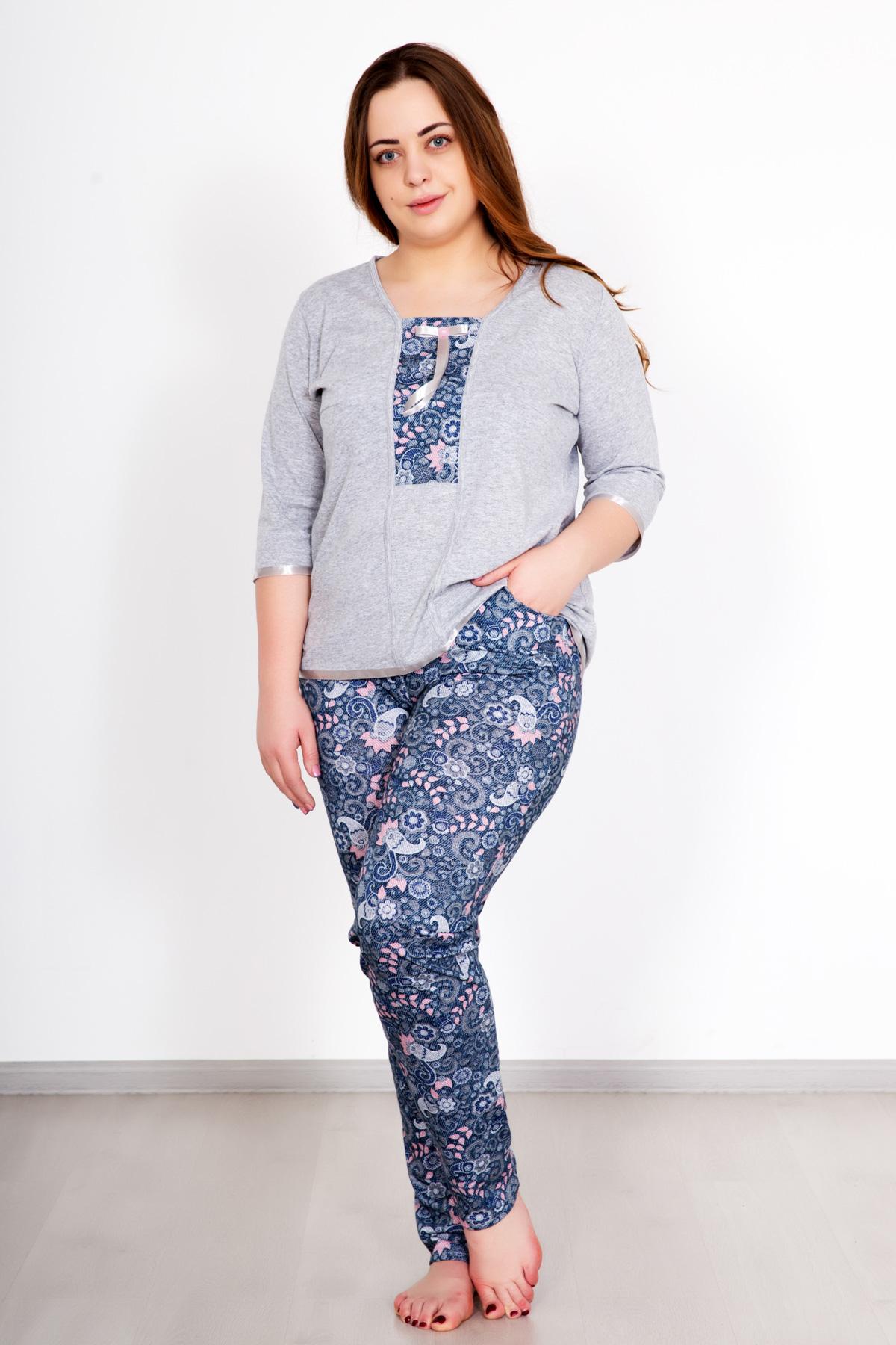 Жен. костюм  Медуница  р. 62 - Женская одежда артикул: 33425