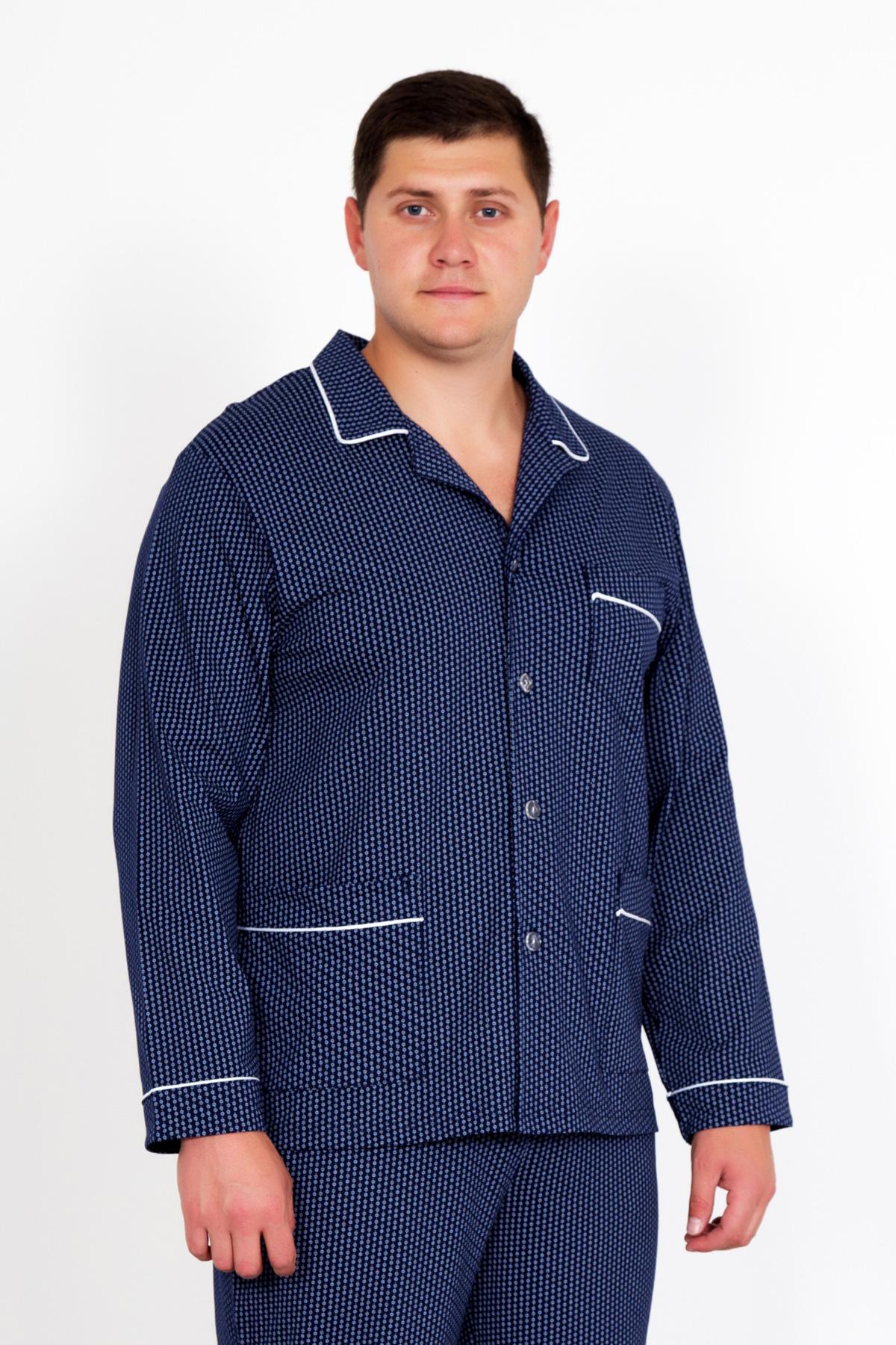 Муж. пижама  Комфорт  р. 48 - Мужская одежда артикул: 32889