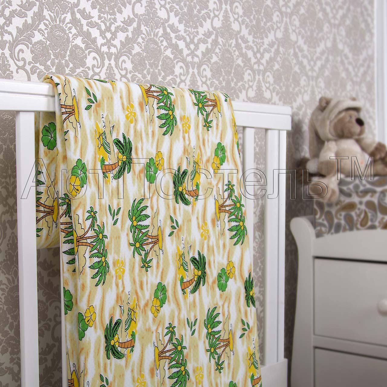 Покрывало  Солнечный остров  р. 140х200 - Текстиль для дома артикул: 33971