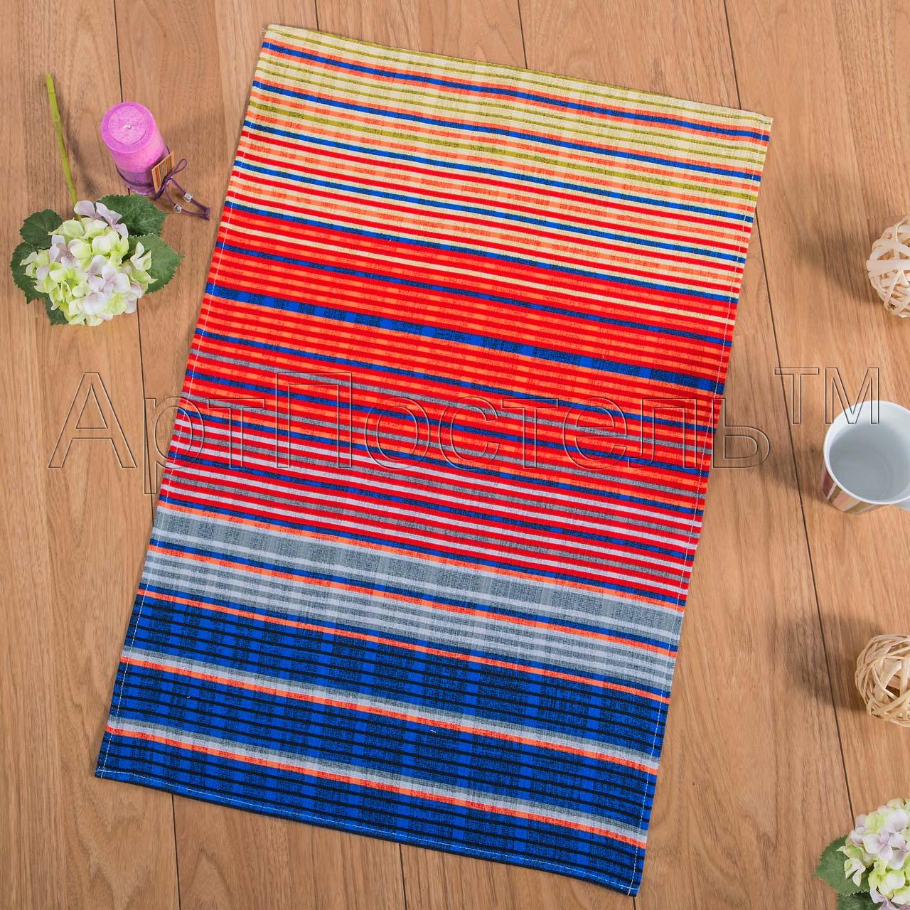Вафельное полотенце Рябушка Оранжевый р. 80х150Вафельные полотенца<br>Плотность: 160 г/кв. м<br><br>Тип: Вафельное полотенце<br>Размер: 80х150<br>Материал: Вафельное полотно
