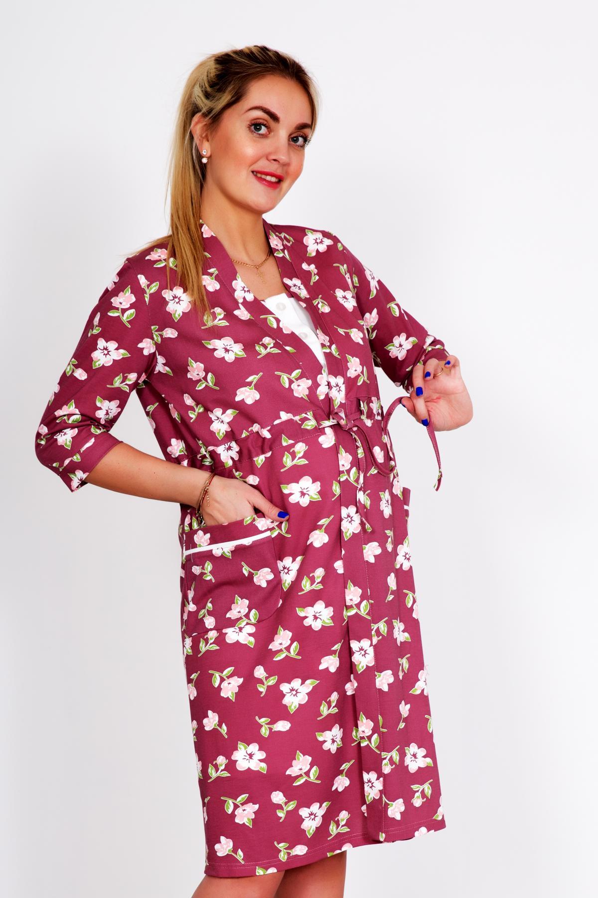Жен. комплект Mia р. 52Ночные сорочки<br><br><br>Тип: Жен. комплект<br>Размер: 52<br>Материал: Кулирка